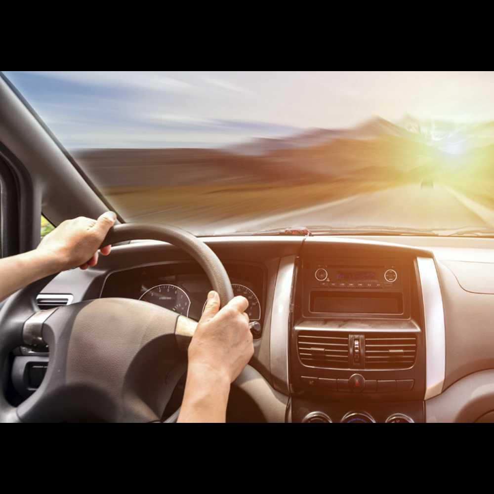 Защита от ультрафиолета в авто