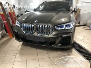 BMW X6 50D