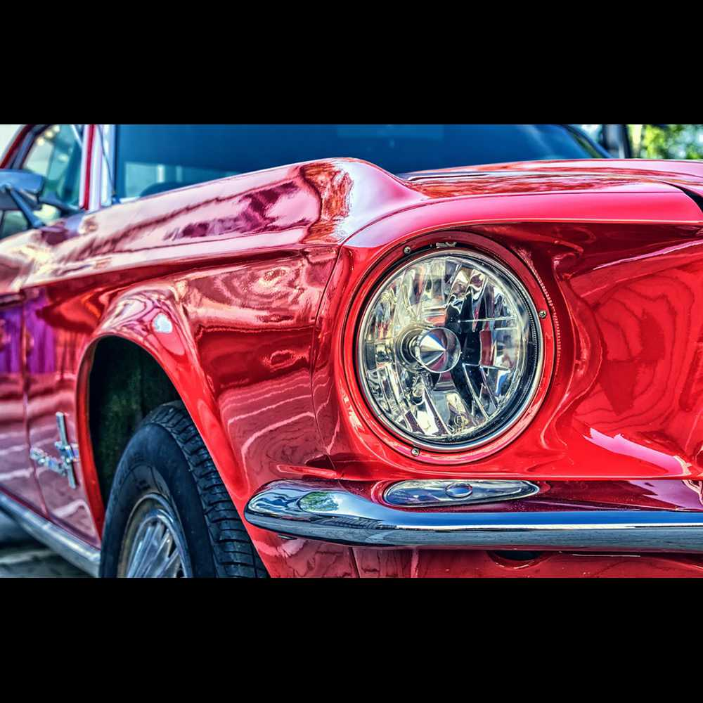 Бронировка фар автомобиля