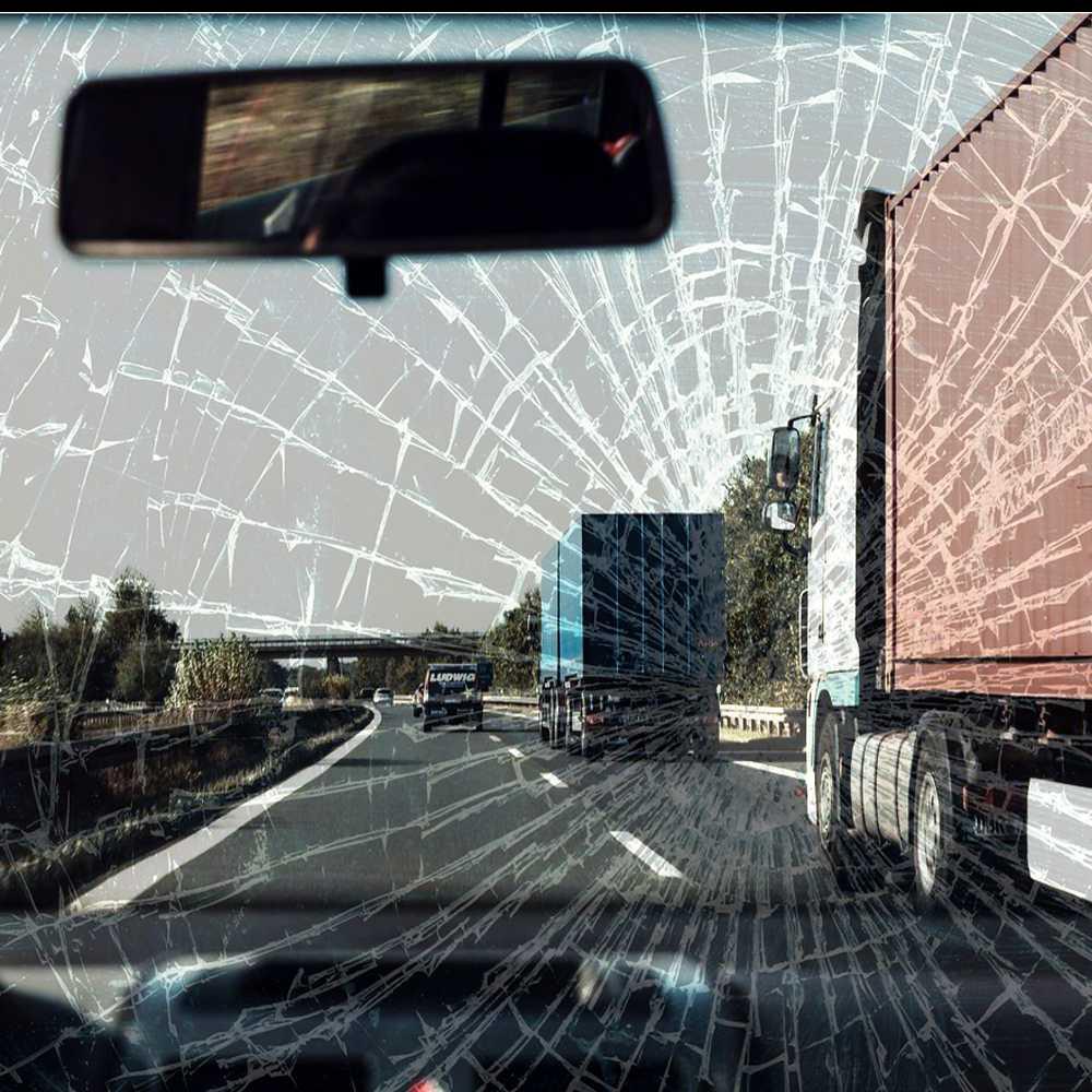 Защита лобового стекла авто