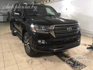 Toyota Land Cruiser excalibur 2017